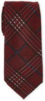 Cole Haan Benson Printed Plaid Tie