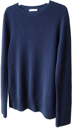 The Row Navy Cashmere Knitwear for Women