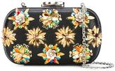 Corto Moltedo 'Susan C Star' clutch - women - Nappa Leather/Metal (Other) - One Size