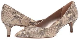 Sam Edelman Dori (Wheat Multi Exotic Snake Print Leather) Women's Shoes