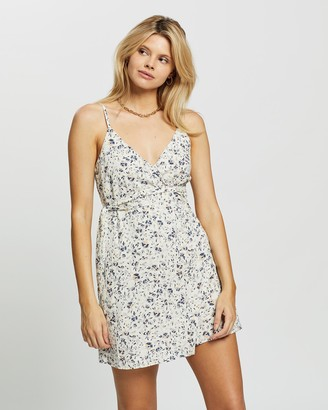 Rusty Women's White Mini Dresses - Rising Dress - Size One Size, 10 at The Iconic