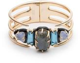 Alexis Bittar Spike Framed Hinge Bracelet