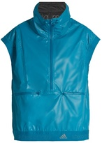 adidas by Stella McCartney Reflective sleeveless performance jacket