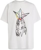Off-White Off White x Futura Alien T-Shirt