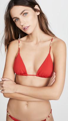Vix Paula Hermanny Laura Triangle Bikini Top