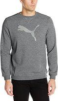 Puma Men's Fleece Crew Sweatshirt