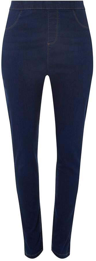 13842c60811b Denim Leggings Jeggings - ShopStyle UK