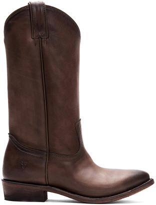 Frye Women's Casual boots - Smoke Billy Leather Cowboy Boot - Women