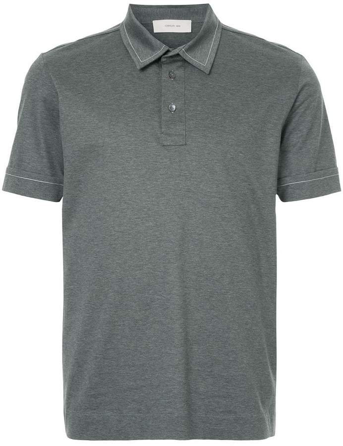 Cerruti classic polo shirt