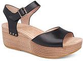 Dansko Silvie Platform Wedge Sandals