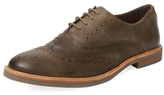 Ben Sherman Untreated Wingtip Oxford