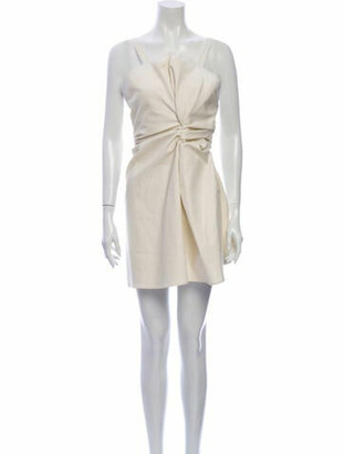 Jacquemus Square Neckline Mini Dress w/ Tags