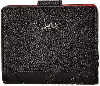 Christian Louboutin Paloma Mini Leather Wallet