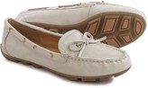 White Mountain Sunbathe Moccasins - Leather (For Women)