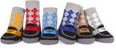 Trumpette Argyle Loafer Six-Pair Socks Set