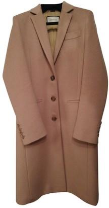 Gucci Camel Wool Coat for Women