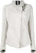 Isaac Sellam Experience - 'Electrique' jacket - women - Lamb Skin - 38
