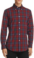 Brooks Brothers Plaid Classic Fit Button Down Shirt