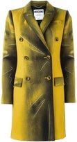 Moschino trompe-l'œil classic coat