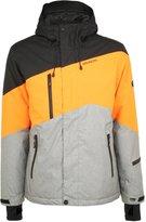 Brunotti Modeno Snowboard Jacket Fluo Orange