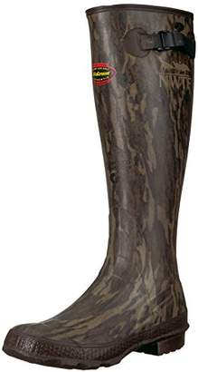 "LaCrosse Men's Grange 18"" NWTF Mossy Oak Original Bottomland Knee High Boot"