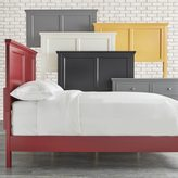 Inspire Q IQ KIDS Preston Queen Wood Panel Bed