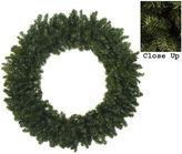 Asstd National Brand 48 Unlit Canadian Pine Artificial Christmas Wreath