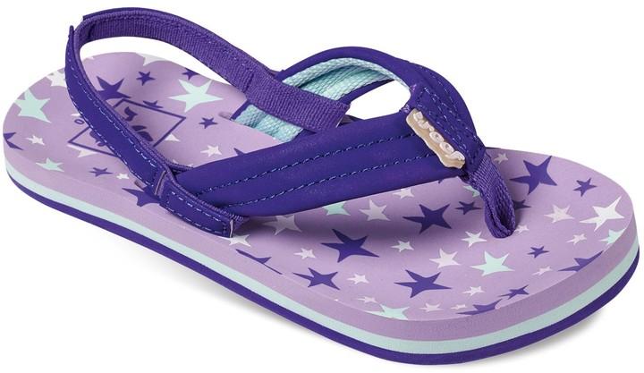 Reef Little Ahi Toddler Girls' Sandals