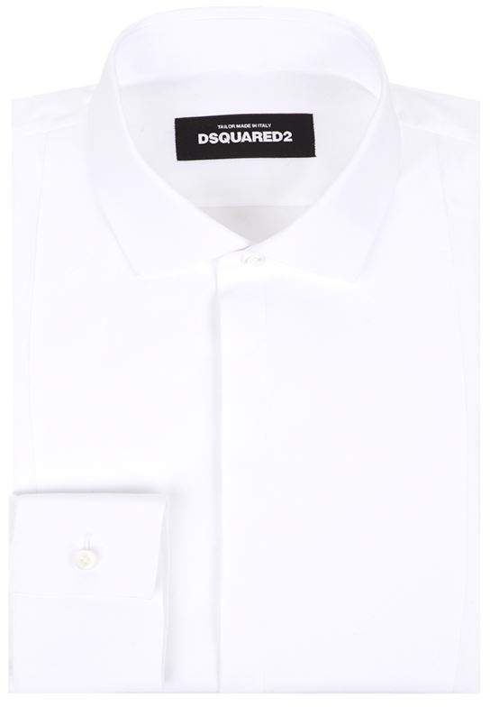 DSQUARED2 Slim Fit Evening Shirt