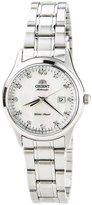 Orient Women's Charlene NR1Q004W Silver Stainless-Steel Automatic Watch