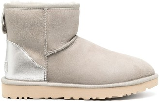 UGG Shearling-Lined Boots