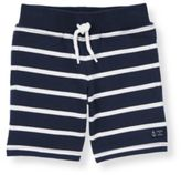 Janie and Jack Stripe Terry Short