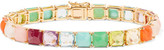 Ippolita Rock Candy® 18-karat Gold Multi-stone Bracelet - one size