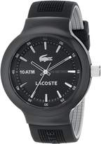 Lacoste Men's 2010657 Borneo Analog Display Japanese Quartz Watch