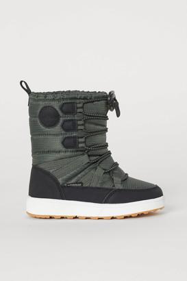 H&M Waterproof Winter Boots