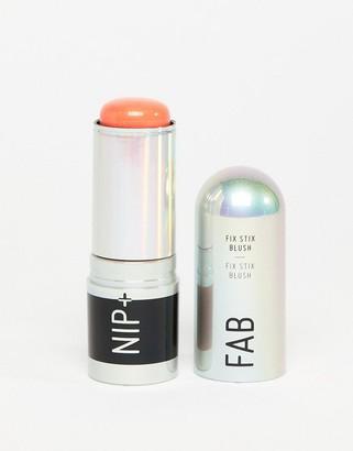 Nip + Fab NIP+FAB Make Up Fix Stix Blush Electric Apricot