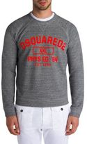 DSQUARED2 Graphic Printed Sweatshirt