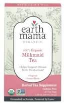 Earth Mama Angel Baby 16-Count Organic Milkmaid Tea