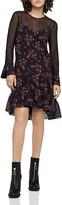 BCBGeneration Layered-Look Dress