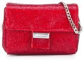 Simonetta rhinestone embellished shoulder bag