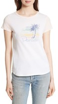 Rebecca Taylor Women's Paradise Graphic Jersey Tee