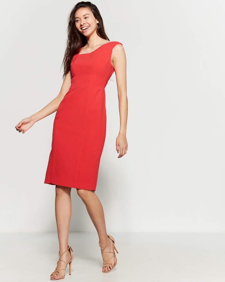 208221eb Black Halo Red Dresses - ShopStyle