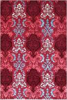 Cornermill Ashoka Modern Rug, Drap Red 160 x 230 cm