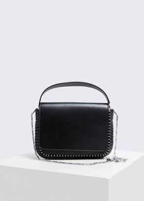 Paco Rabanne Handled Flap Bag