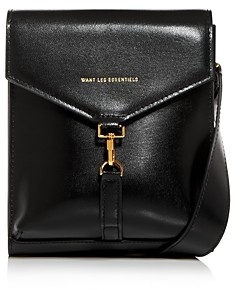 WANT Les Essentiels Want Les Essentials Women's Carrasco Leather Convertible Belt Bag