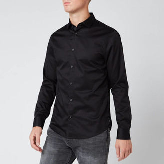 Armani Exchange Men's Long Sleeve Shirt