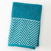 Apt. 9 Highly Absorbent Chevron Hand Towel