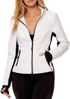 Blanc Noir Interface Packable Active Jacket