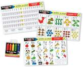 Melissa & Doug Alphabet and Numbers Learning Mats Set