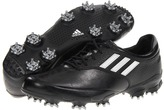 adidas adiZERO Tour (Black/White/Black) - Footwear